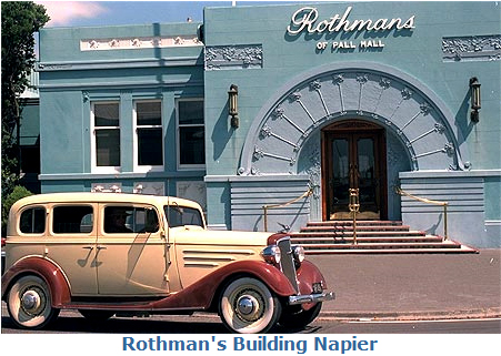 NAPIER: THE THIRTIES REVISITED (2/3)