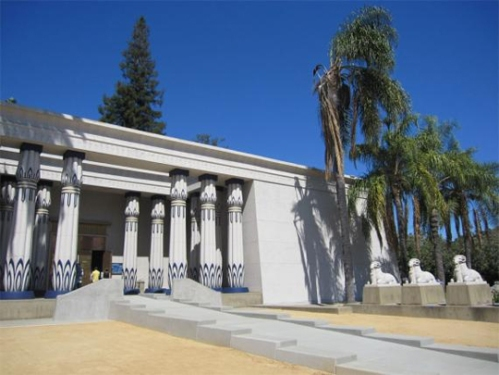 Egyptian Museum, San Jose, CA