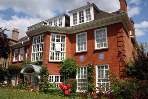 Freud Museum, Hampstead, London