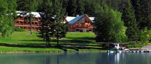 Tyax Wilderness Resort and Spa